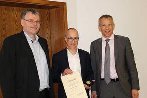 Michael Müller, Bernd Kühner und Gerald Lehmann (Bild: 2/2)
